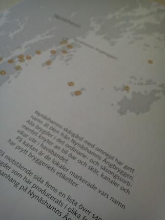 Nynäshamnsboken karta.